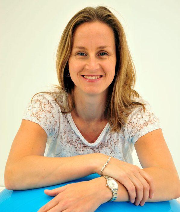 Ingeborg Gerritsen mensendieck oefentherapeut